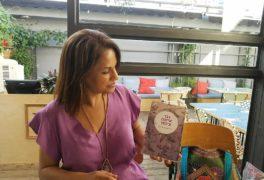 ראיון עם הסופרת איריס אליה כהן